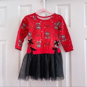 Disney Little Girl Dress